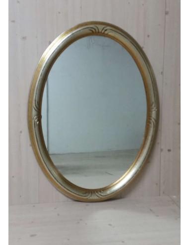 Specchio classico in legno colore...